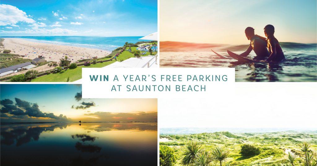 Free parking competition 2019 | Beachside Grill | North Devon