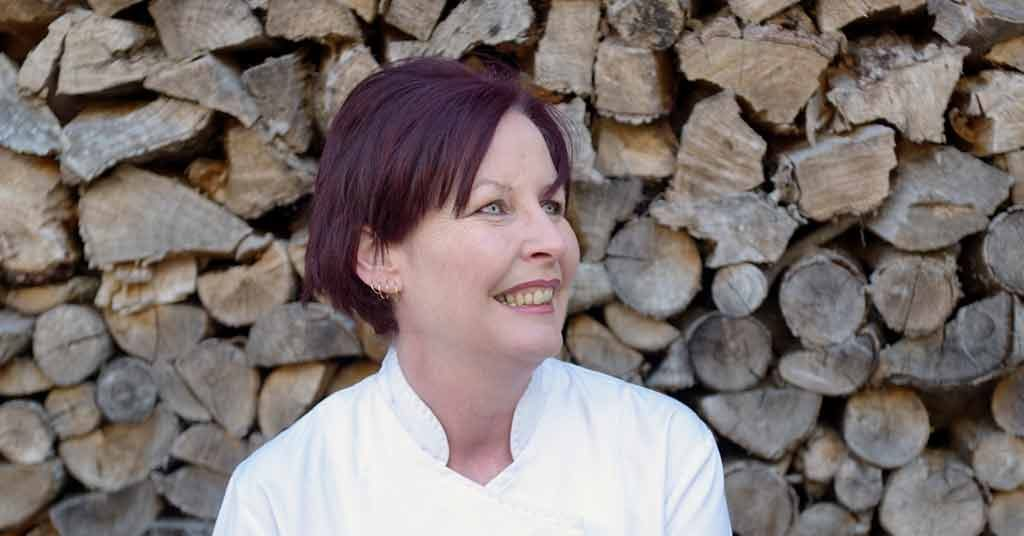 Image of chef Donna Berry | Beachside Grill Winter gastronomy Evening
